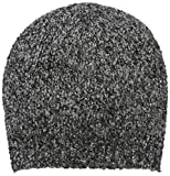 Vince Women's Marl Beanie, Grey/Charcoal, One Size
