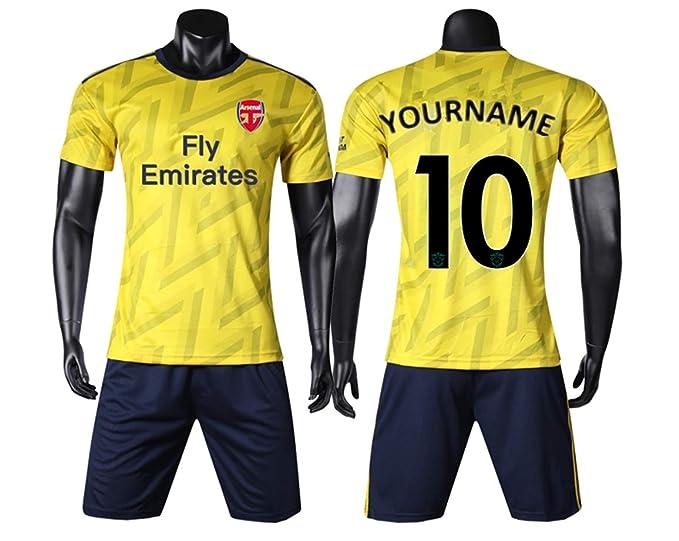Amazon.com: Sxia - Camiseta de fútbol de la temporada 19 ...