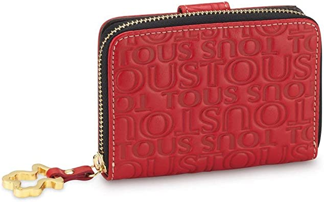 Amazon.com: Tous ANDREA LOGO ROJO, Womens, Red (Rojo), 5.1 ...