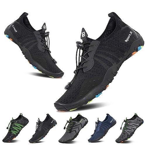 Amazon.com: YALOX Zapatos de agua, para deportes al aire ...