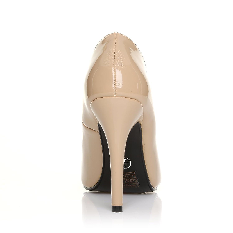 Christel - Chaussures À Lacets Pour Femmes / Brun H Gl? b0DMuJII