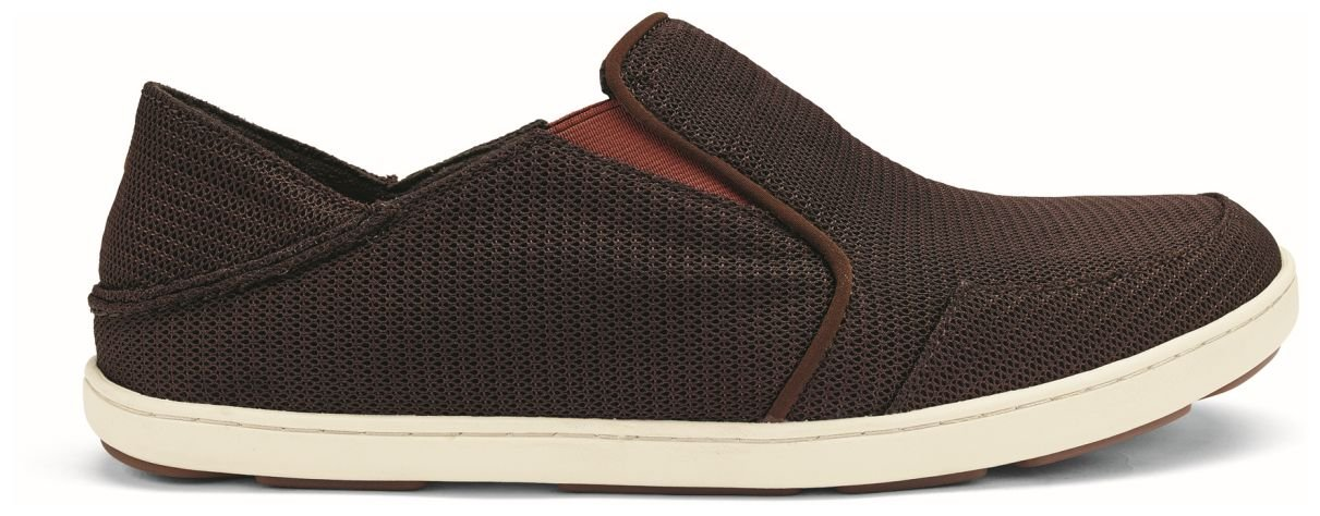 OLUKAI Nohea Mesh Shoe D(M) - Men's B010EOS4FO 10.5 D(M) Shoe US|Dark Java/Rojo a89afc