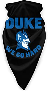 NOT Duke Blue Devils Start of Season Windproof Sports Mask