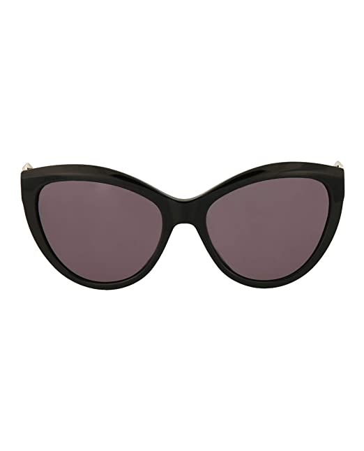 120c2db44c1e Alexander McQueen 001 Black 0003S Cats Eyes Sunglasses Lens Category ...
