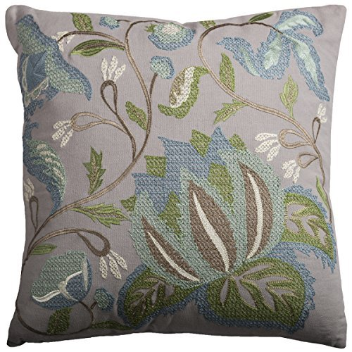 Rizzy Home T09656 Decorative Poly Filled Throw Pillow 18