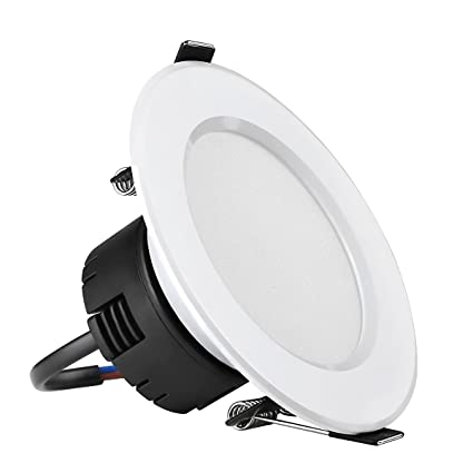 LE 8W 3.5-Inch LED Recessed Lighting 75W Halogen Bulbs Equivalent Not Dimmable  sc 1 st  Amazon.com & LE 8W 3.5-Inch LED Recessed Lighting 75W Halogen Bulbs Equivalent ...