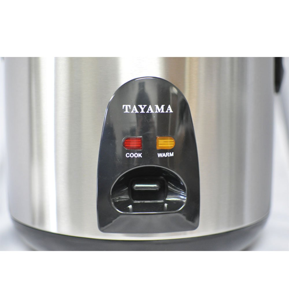 Tayama Stainless Steel Rice Cooker TRSC-10