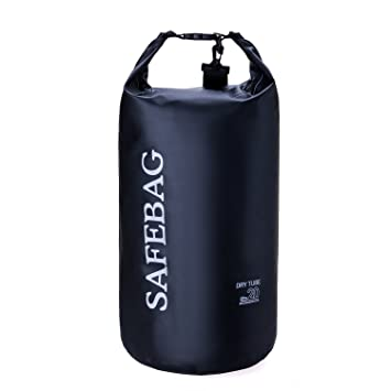 Safebet Dry Bag - Waterproof Sack - Watertight Backpack - Perfect for  Adventures a8f24aede3c5c