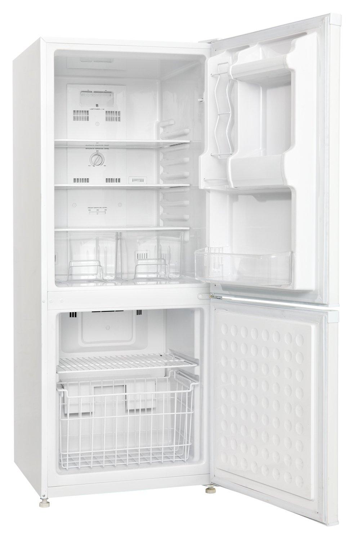 Amazon.com: 9.2 Cu. Ft. Bottom Mount Freezer- White: Kitchen & Dining