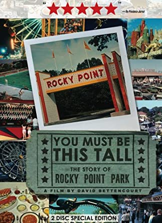 Amazon com: You Must Be This Tall: The Story of Rocky Point