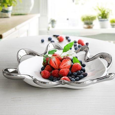 Moderna ceramica fruttiera/creative decorazioni/tavolino da salotto ...