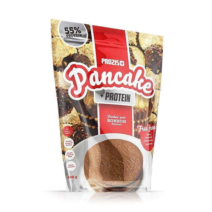 Pancake + Protein: Tortitas de avena con proteína, Crema de ...
