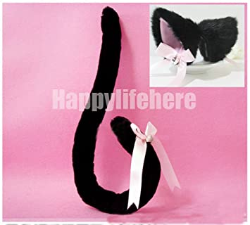 Kids Costumes & Accessories Boys Costume Accessories 1 Pair Hot New Sweet Funny 6 Colors Bell Cat Ears Hair Clip Cosplay Anime Costume Halloween Birthday Party Hair Accessories Clip