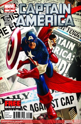 """Captain America #15 """"Who Are the Discordians and What Will They Blow up Next…? """" ebook"""