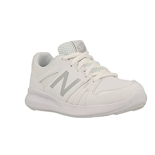 Zapatilla New Balance KJ570 AWY White (100): Amazon.es: Zapatos y complementos