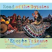 L'Épopée Tzigane: Road Of The Gypsies    [CD + Book]