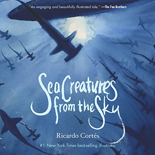 Image of Sea Creatures from the Sky