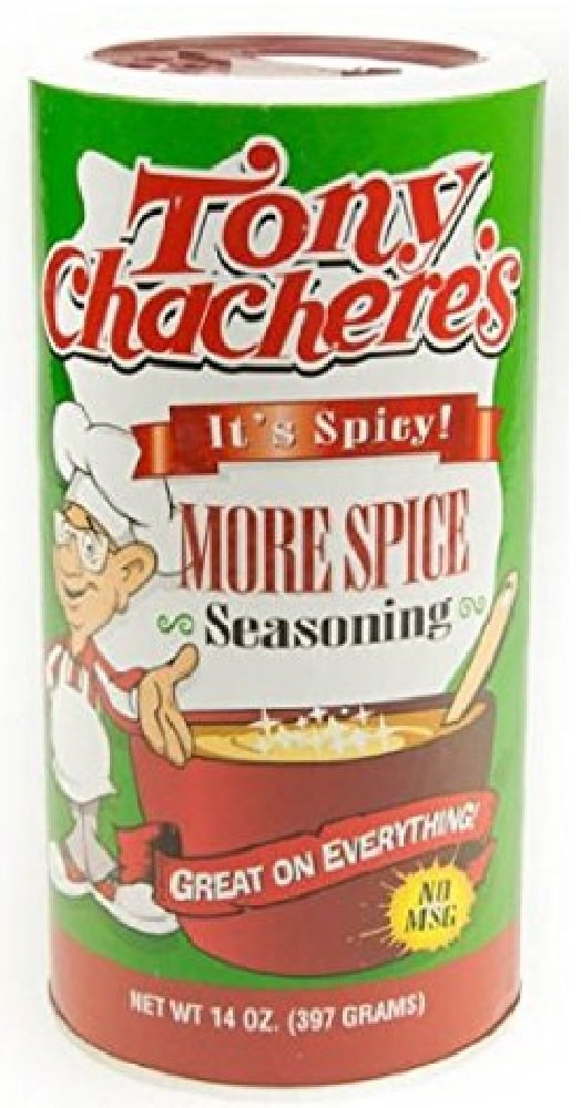 Tony Chachere's More Spice Creole Seasoning - 14 oz