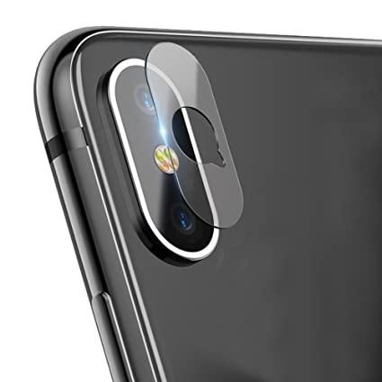 new arrival 9ea9c e2301 Forany iPhone X Camera Lens Protector, Camera Lens Tempered Glass for  iPhone X [3 Pieces]