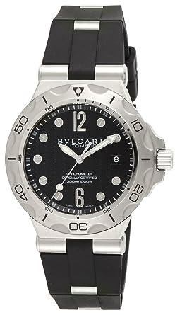 watch 18b38 0eeac Amazon | [ブルガリ]BVLGARI 腕時計 ディアゴノ ...