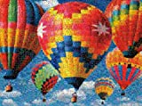 Buffalo Games - Photomosaic - Balloon Race - 1000 Piece Jigsaw Puzzle