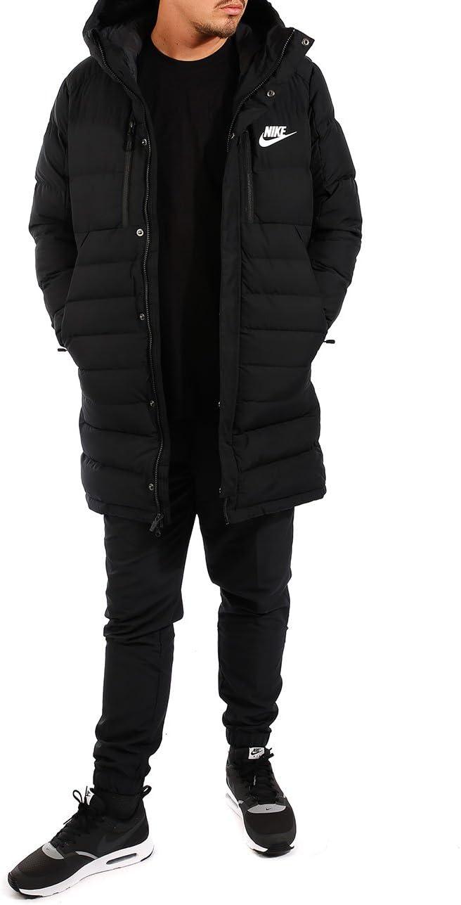 Nike Sportswear Parka Parka Homme Noir FR : S (Taille