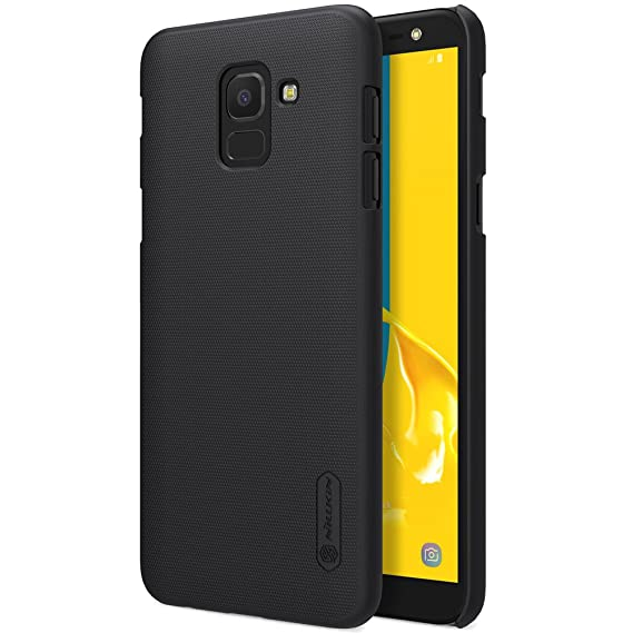 low priced fac54 45f04 Amazon.com: Galaxy J6 2018 Case,Nillkin Frosted Shield Matte Hard ...