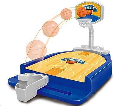Owfeel Mini Bowling Baloncesto Baloncesto Disparo de sobremesa Playset Juego de Mesa para niños Niños Niñas Deportes de Interior o al Aire Libre (Baloncesto): Amazon.es: Juguetes y juegos