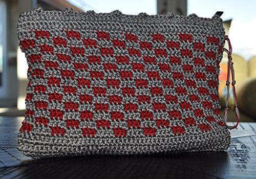 Handmade Crochet Tablet Cover