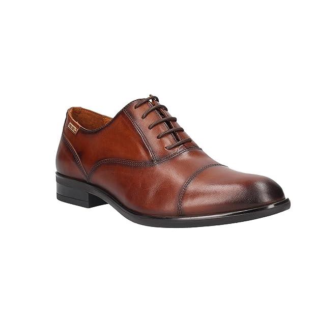 Pikolinos M7J-4184 - Cuero marron - Chaussures Chaussure-Ville Homme
