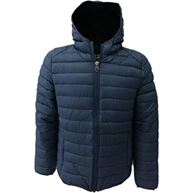 die beste Einstellung Neu werden Ausverkauf Invicta Herren Daunenjacke Jacke blau blau: Amazon.de ...