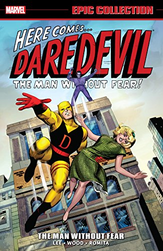 Daredevil Epic Collection: The Man Without Fear (Daredevil (1964-1998)) (English Edition)