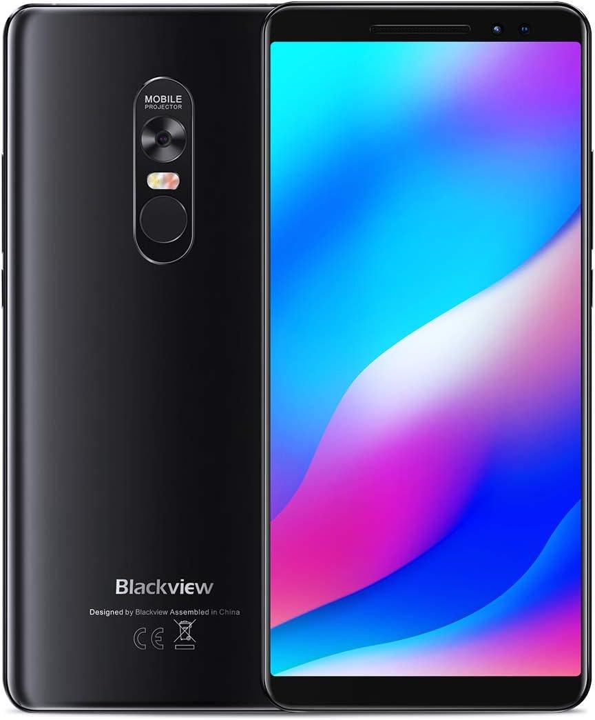 Blackview MAX 1 proyector láser 4G teléfono móvil 6,01 Pulgadas ...