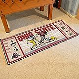 Ohio State 30 x 72 Ticket Runner
