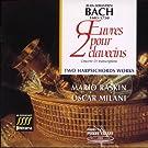 Oeuvres Pour 2 Clavecins (Concerto