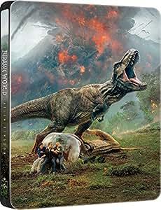 Jurassic World 2 (Bd 3D + Bd + Dvd Extras) - Edición Metálica Limitada [Blu-ray]