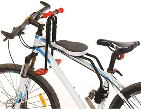 Safety Child Kids Front Bike Bicycle Seat Chair Baby Carrier for Mountain Bikes