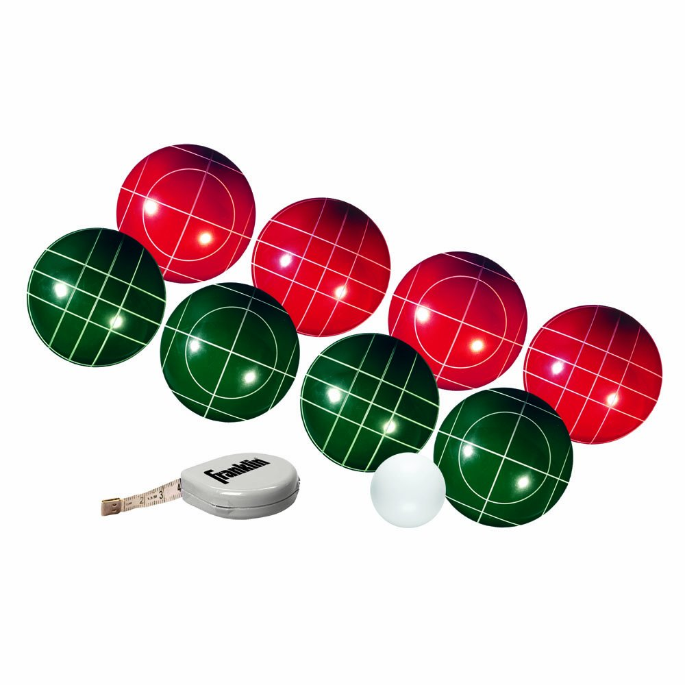 Franklin Sports Classic Bocce Ball Set Tapete 13082–02