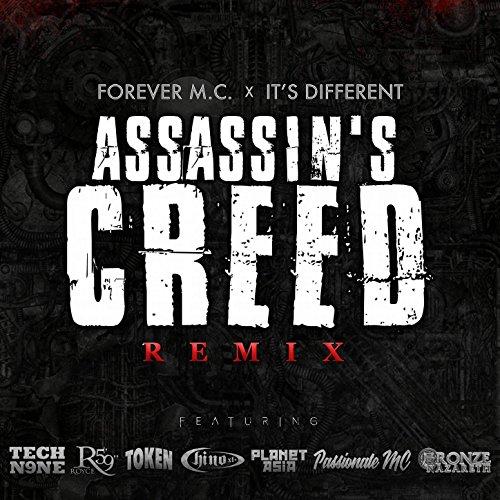 Assassin's Creed [Remix] (Feat. Tech N9ne, Royce Da 5'9