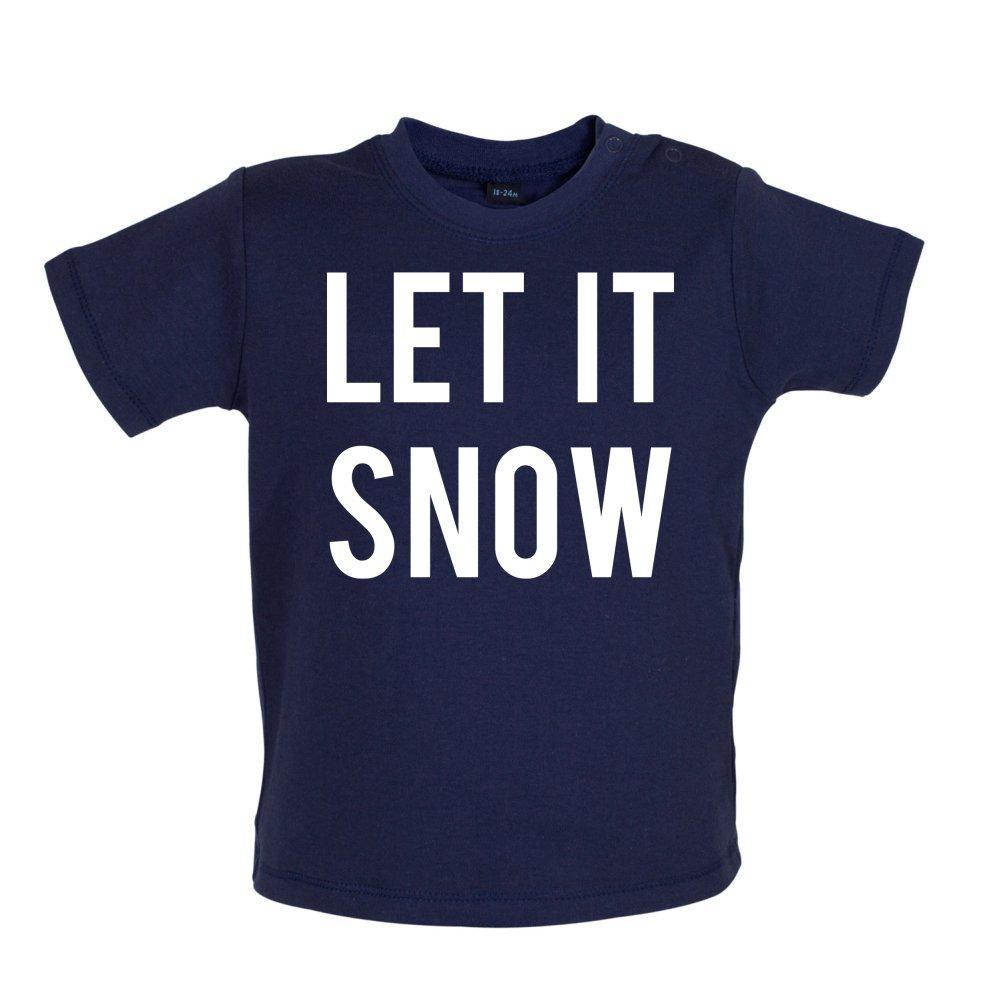 Dressdown Let It Snow Baby//Toddler T-Shirt 3-24 Months