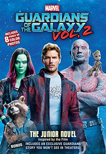 MARVEL's Guardians of the Galaxy Vol. 2: The Junior Novel (Marvel Guardians of the Galaxy) ebook