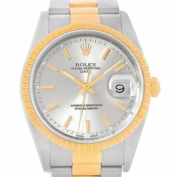 Rolex 15223 - Reloj automático, automático, autoviento, para hombre