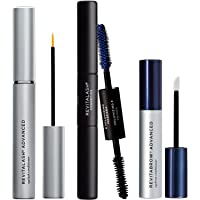 RevitaLash Cosmetics, Best Seller Collection / RevitaLash Advanced 3.5mL, RevitaBrow Advanced 1.5mL, Mini Double-Ended…