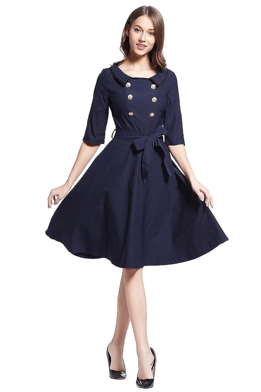 Damen kleid 60er jahre