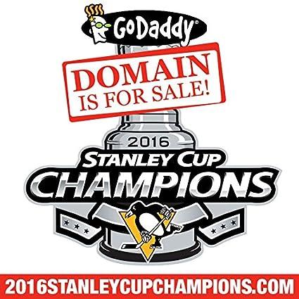 Amazon com: 2016 STANLEY CUP CHAMPIONS  COM - PENGUINS
