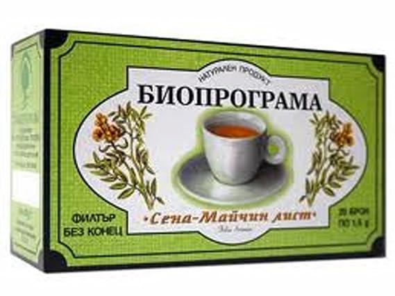 Can Senna thé aide à perdre du poids?