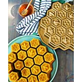 Nordic Ware Honeycomb Pull - Apart Pan, One