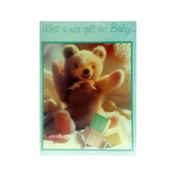 carlton cards mint green baby shower gift thank you notes wenvelopes 8