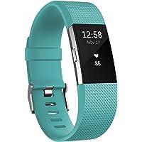 Fitbit - Charge 2 - Bracelet d'activité et de suivi de la fréquence cardiaque