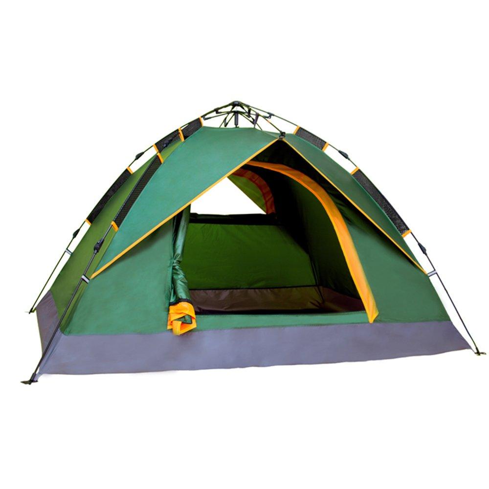 QFFL* zhangpeng テント自動ダブル雨テントアウトドアスピードオープン2-3人テントフィールドキャンプテント210* 150* zhangpeng 120センチメートル トンネルテント* B07C5RSSNX, サンワマチ:4a032b32 --- ijpba.info
